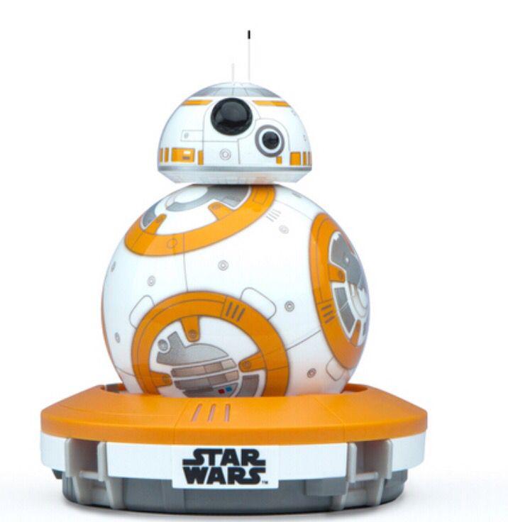Sphero Star war BB-8 Droid App-Enabled R/C