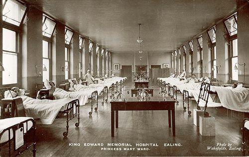 Princess+Mary+Ward,+King+Edward+Memorial+Hospital,+Ealing