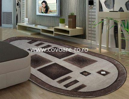 covoare moderne ,ovale pentru living