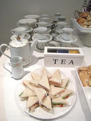 High Tea Party