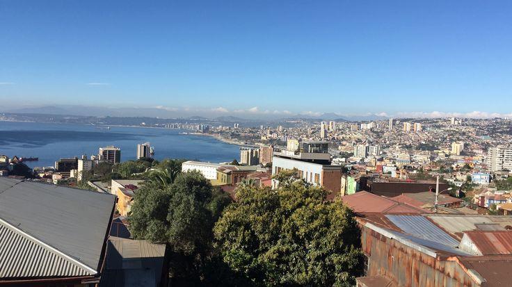 Cerros Valparaíso, Chile