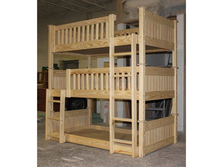17 best images about bunk bed kids room on pinterest - Custom loft beds for adults ...