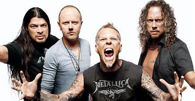 New Metallica album is expected to be released in 2016 - GeekSnack
