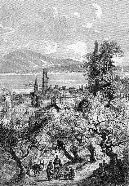 ΖΑΚΥΝΘΟΣ – ΖΑΝΤΕ: παλαιές απεικονίσεις (1544 – 1902) | katalogia