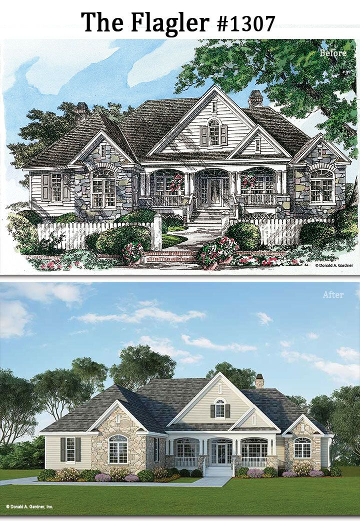 Check out this new rendering for the flagler 1307 http for Homeplan com