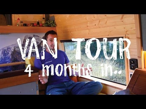 This Is A Time Lapse Video Of My Camper Van Conversion Which Took About 2 Years And 8 Months It So Long Because I Built While Was W