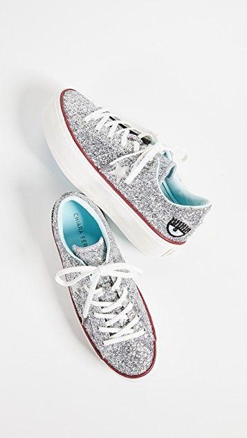 9cf2419a6304 Converse x Chiara Ferragni Sneakers