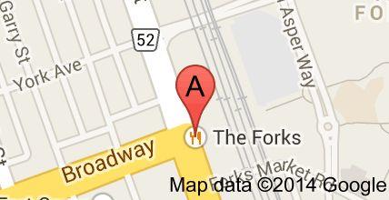 the forks winnipeg - Google Search