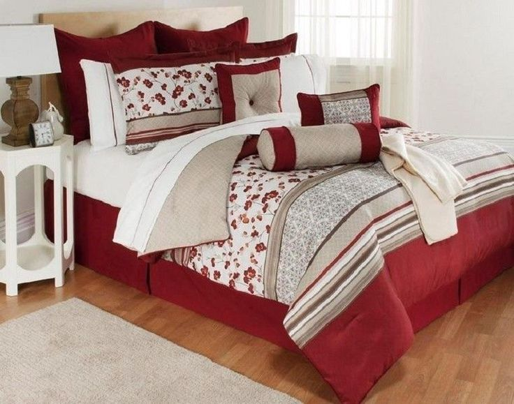 sheets bed bedding comforter set full size luxury throw blanket 16 piece new