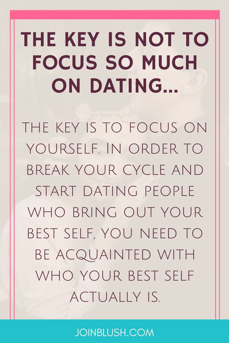 dating and relationship tip