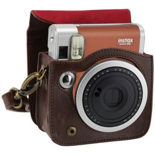 Buy Fujifilm Instax Mini 90 Case - Brown at Argos.co.uk, visit Argos.co.uk to shop online for Camera bags and cases