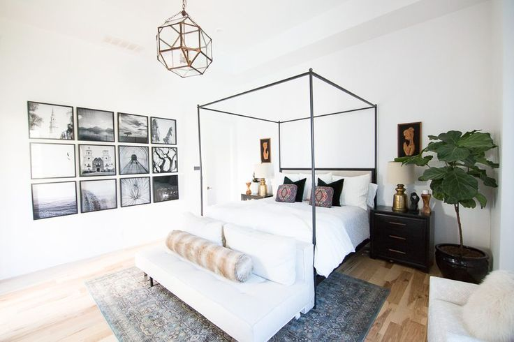 Master Bedroom Design Canopy Beds | cc+mike | lifestyle blog