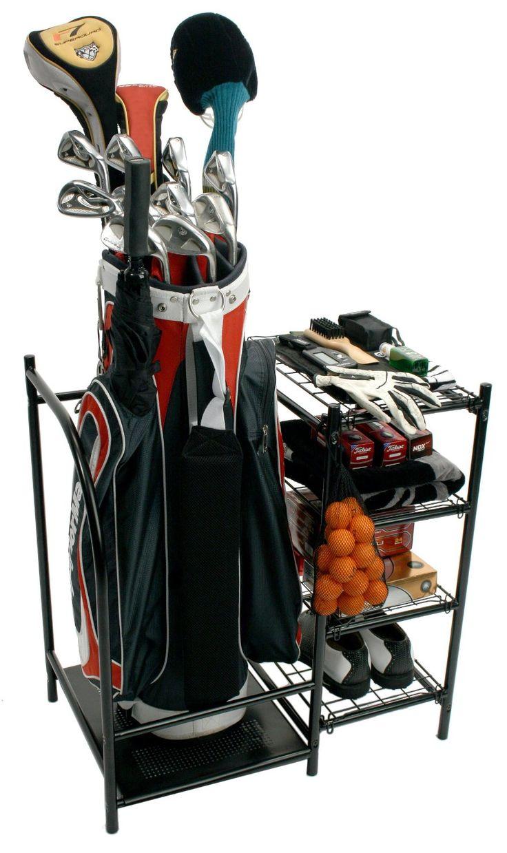 ProActive Single Golf Organizer By ProActive.