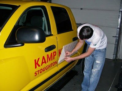your vehicle flow seamlessly and are positioned correctly. Vehicle vinyl lettering and partial vehicle wraps www.signgallery.com.au/