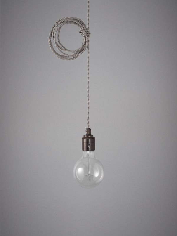 Grace and Glory vintage exposed bulb