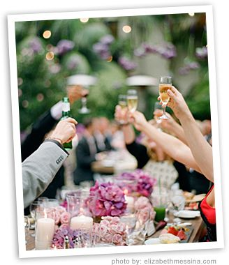 Wedding Wine, Champagne and Drinks | BevMo! Weddings - It's like they reached into my dreams.