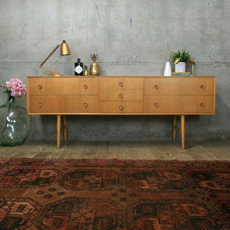 vintage_meredew_mid_century_oak_chest_drawers_sideboard