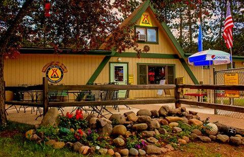 Hayward Koa Camping In Wisconsin Koa Campgrounds