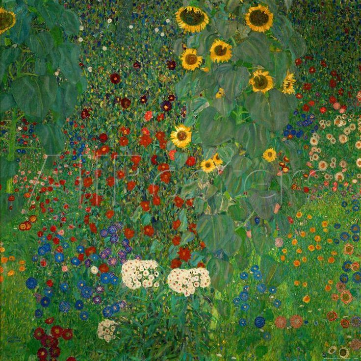 Zz1597 Wall Art Decoration Painting Gustav Klimt Big Tree: 50 Best I Love Paintings Gustav Klimt & Inspirations