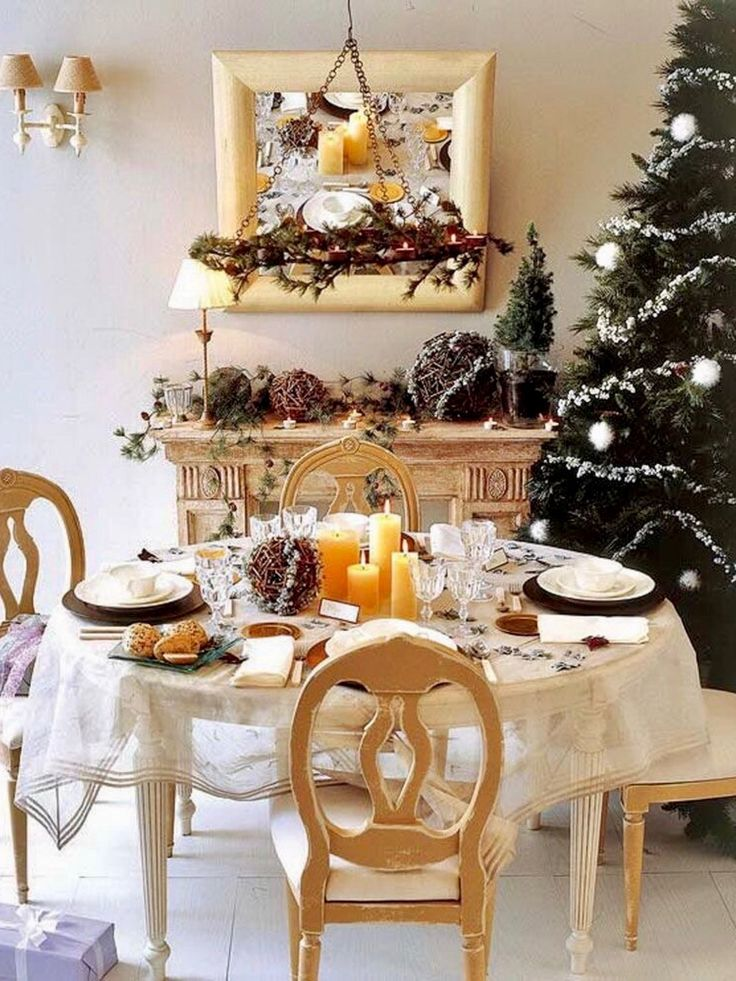 Christmas Table Decorations 897 best christmas table decorations images on pinterest