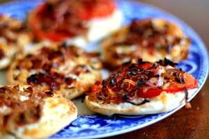 Dad's English Muffin Pizzas Recipe | Simply Recipes