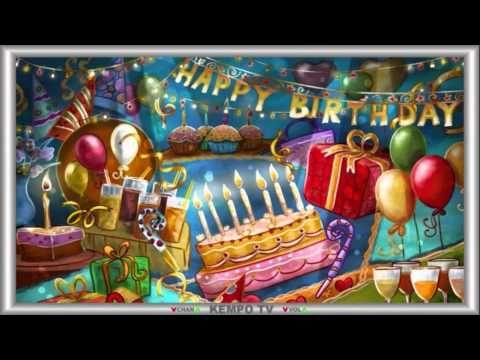 HAPPY BIRTHDAY CON EL MEJOR MARIACHI DE MEXICO - YouTube