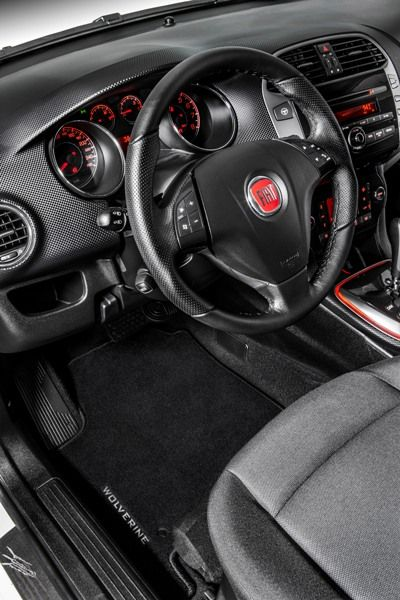 Fiat Bravo Wolverine nas concessionárias :: Jornal do Homem