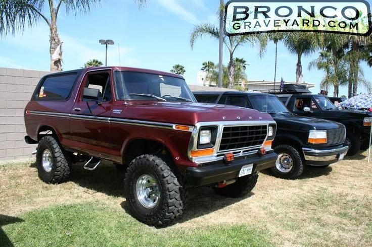 Jeff's Bronco Graveyard - Reader's Ride #4508: 1978 Ford Bronco