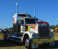 Image result for gold nugget kenworth pictures