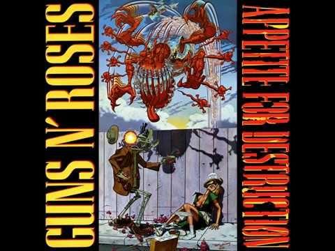 Appetite for Destruction guns n roses full album