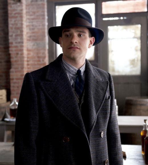 Charlie Cox as Owen Slater - Boardwalk Empire
