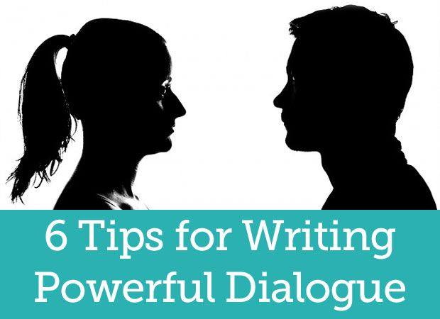 Here are 6 tips for writing dialogue to help you craft compelling conversations between your characters.