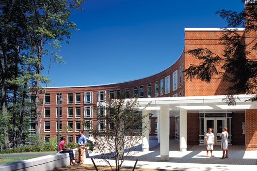 BABSON COLLEGE - MAP HILL RESIDENCE HALL. http://www.payscale.com/research/US/School=Babson_College/Salary