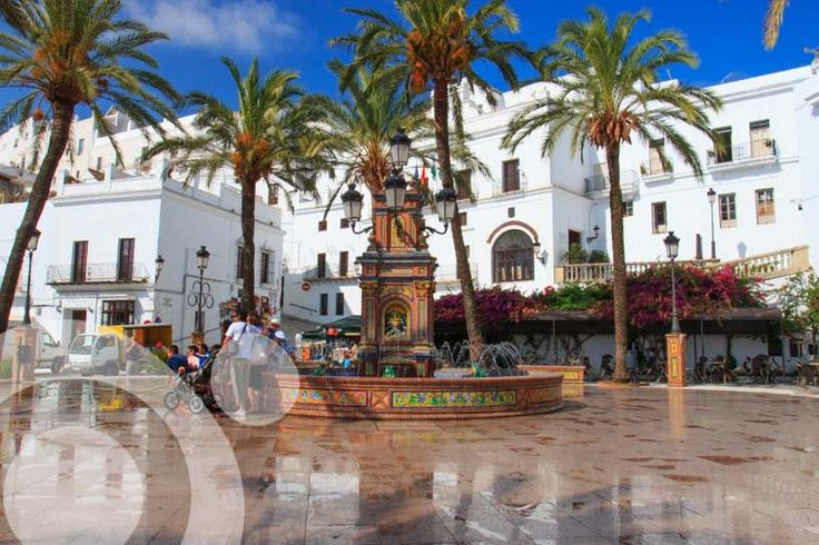 Vejer is one of the lovely towns to be discovered in Spanish Natural Parks