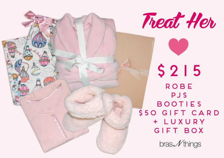 Spoil mum with a gift bundle from Bras 'n Things