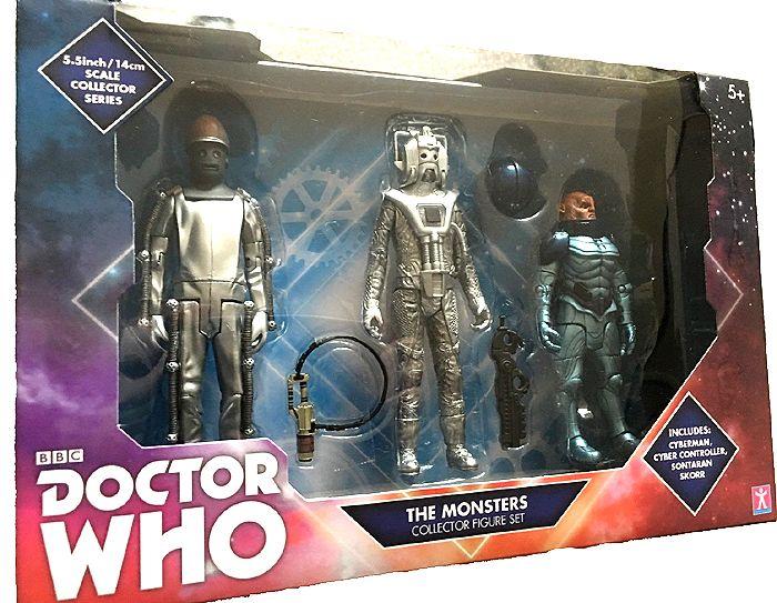 """Doctor Who Zygon 3.75/"""" Figura De Acción Wave 2"""
