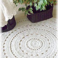 Sznurkowy dywan Natura