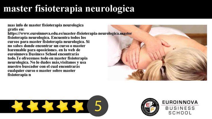 master fisioterapia neurologica - mas info de master fisioterapia neurologica gratis en: https://www.euroinnova.edu.es/master-fisioterapia-neurologica.    master fisioterapia neurologica. Encuentra todos los cursos para master fisioterapia neurologica. Si no sabes donde encontrar un curso o master baremable para oposiciones. en la web de euroinnova Business School encontrarás todo.    Te ofrecemos todo en master fisioterapia neurologica. No lo dudes másvisítanos y usa nuestro buscador con el…