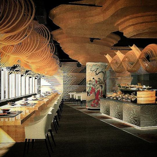 Best japanese restaurant interior ideas on pinterest
