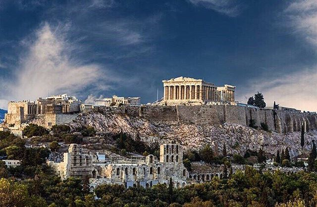 WEBSTA @ cities.and.landscapes - Acropolis of Athens, Greece (@visitgreecegr) #acropolis #acropolisofathens #athens #greece #history
