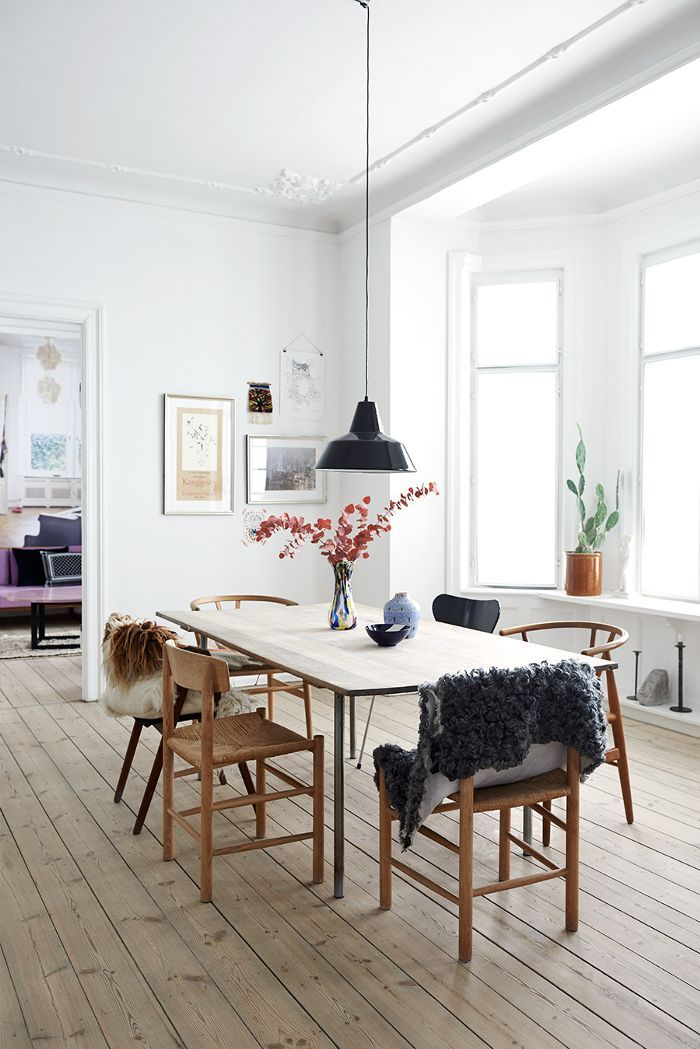 Move Over, All Whiteu2014This New Décor Trend Has The Scandinavian Stamp Of  Approval. Scandinavian Home InteriorsScandinavian DesignScandinavian ...