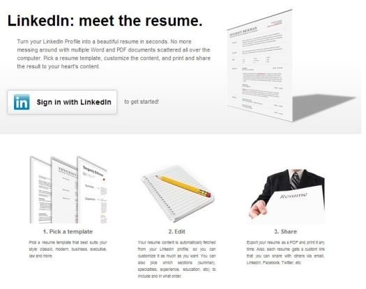 quick tip tuesday turn your linkedin profile into a resume
