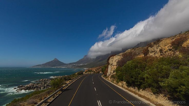 #dearGreatGrandchild - in my day this was from the same #sipnsnap trip with @citysightseeingsa - the beautiful Atlantic Seaboard in wide angle...