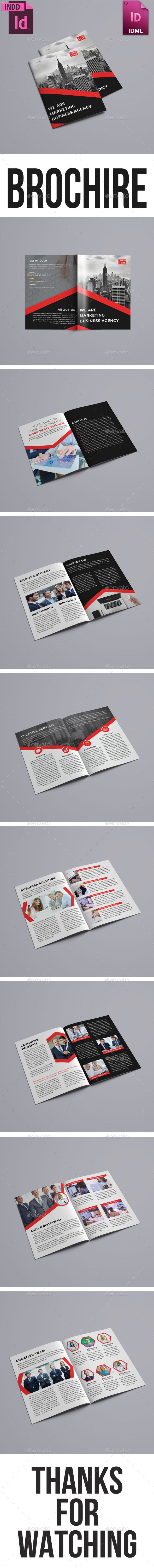 Brochure #modern brochure #business brochure  • Download here → https://graphicriver.net/item/brochure/21190589?ref=pxcr