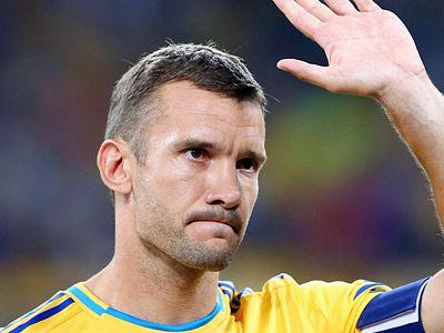 Ukrayna milli takımının forveti Andrey Şevçenko 19 Haziran tarihinde Donetsk'teki Donbass Arena'da Ukrayna'nın İngiltere'ye karşı kaybettiği (0-1) maçtan sonra milli takım kariyerini bıraktığını ...