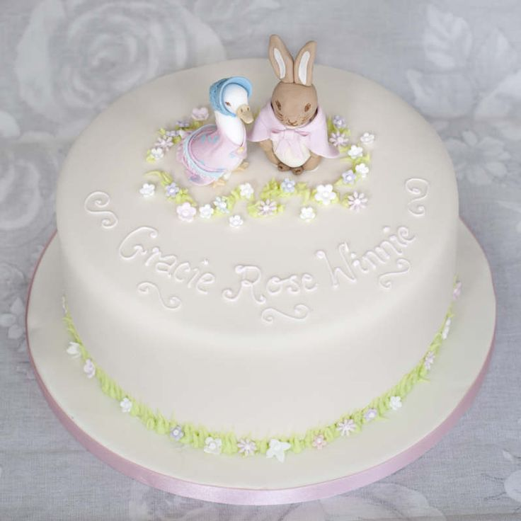 Cake Decorations For Christening Cake : 25+ best ideas about Christening cake toppers on Pinterest ...