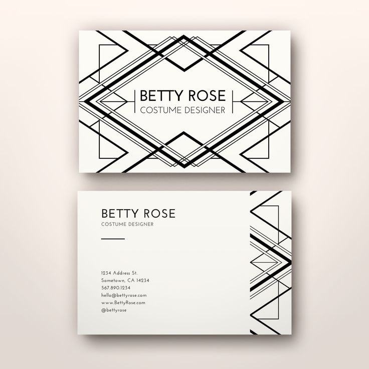 22 best Business Card Template Designs images on Pinterest ...