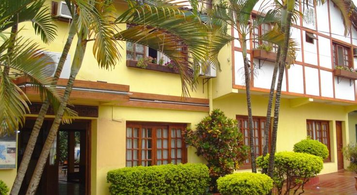 Hosteria Los Helechos Puerto Iguazu This hotel in Puerto Iguazu offers free Wi-Fi and free parking. It is 10 minutes from Iguazu Falls National Park and 15 minutes from Puerto Iguazu International Airport by car.