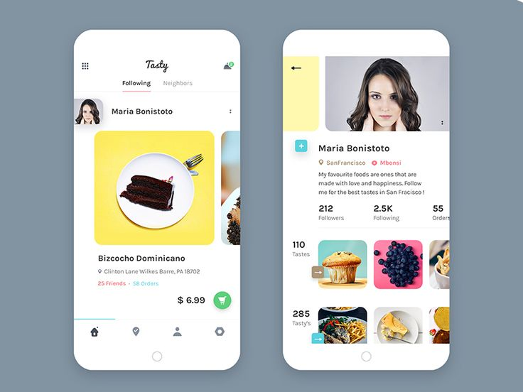 Tasty- Online Food Ordering Application