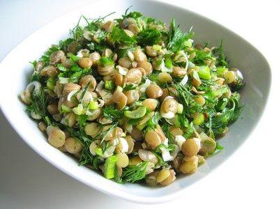teatime » Blog Archive » yeşil mercimek salatası